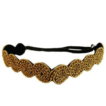 Golden Sun Headband