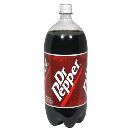 Dr Pepper Soda-2 ltr