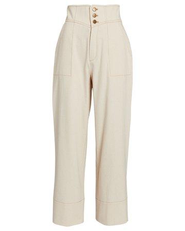 INTERMIX Private Label Conley Wide-Leg Pants   INTERMIX®