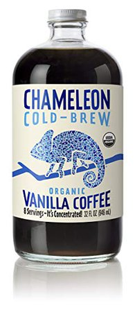Chameleon Cold-Brew Vanilla Coffee Concentrate 2 pack: Amazon.com: Grocery & Gourmet Food