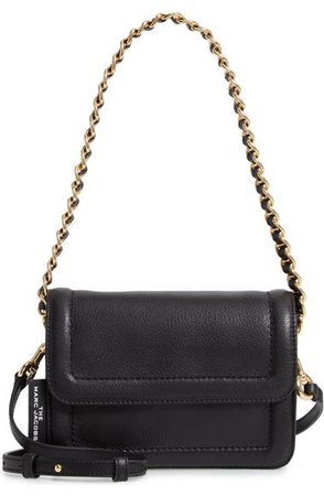 The Marc Jacobs The Mini Cushion Leather Shoulder Bag | Nordstrom