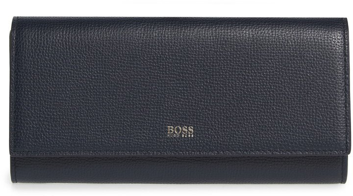 Taylor Leather Continental Wallet