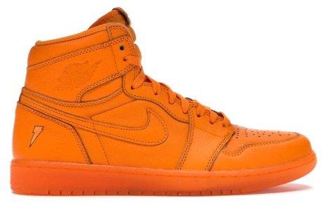 Jordan 1 Retro High Gatorade Orange Peel