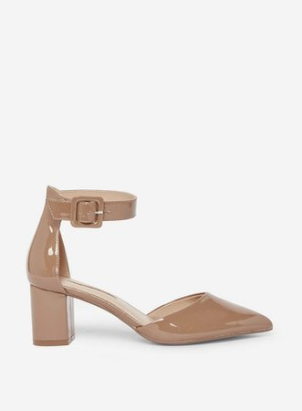 Camel 'Elsa' Court Shoes | Dorothy Perkins