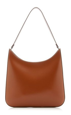 Alec Leather Shoulder Bag By Staud | Moda Operandi