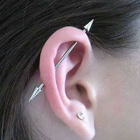 industrial spear piercing