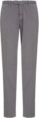 Hopsack Cotton Chino Pant