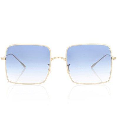 Rassine square sunglasses