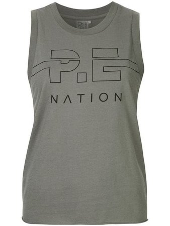 P.E Nation Spike tank top $65 - Buy Online - Mobile Friendly, Fast Delivery, Price
