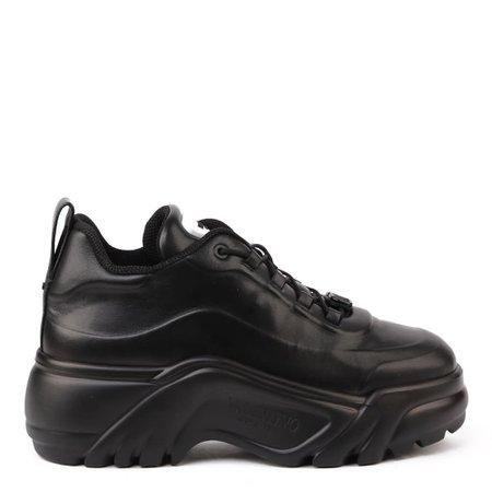 Valentino Garavani Flyover Sneakers In Leather