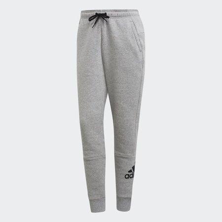 adidas Badge of Sport Sweat Pants - Grey | adidas US