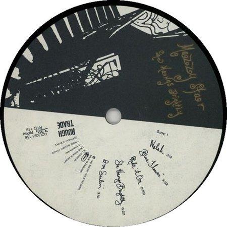 Mazzy Star She Hangs Brightly UK Vinyl LP Record ROUGH158 She Hangs Brightly Mazzy Star 5014644301589 ROUGH158 Rough Trade