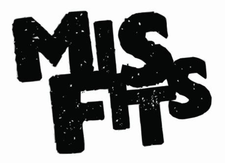 misfits tv series logo