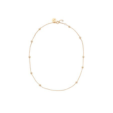Prada Fine Jewellery gold necklace | Prada - 1JC552_2CIA_F0056