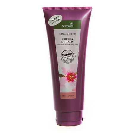 Loção Hidratante Cherry Blossom Aromagia 200ml - Mambo Delivery