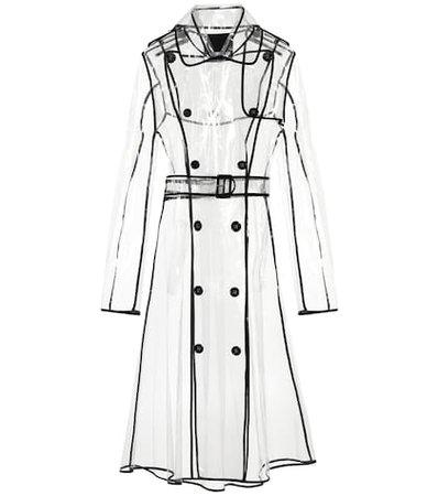 Transparent Veil coat