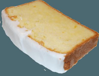 iced cake slice