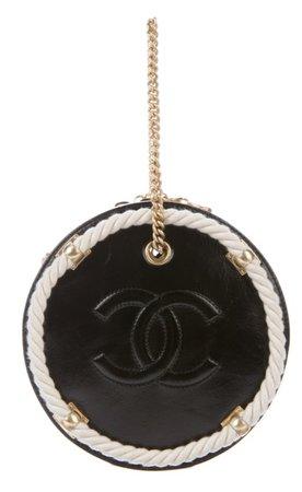 Chanel nautical round bag