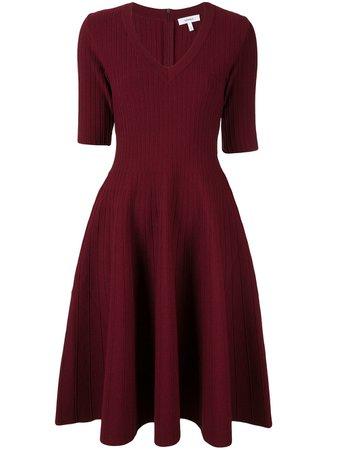 Casasola V-Neck Midi Dress