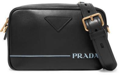 Mirage Leather Camera Bag - Black