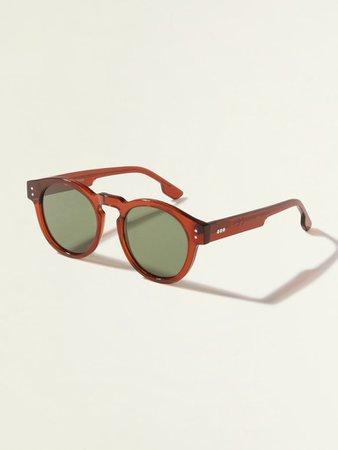 KOMONO Clement Round Sunglasses | Verishop