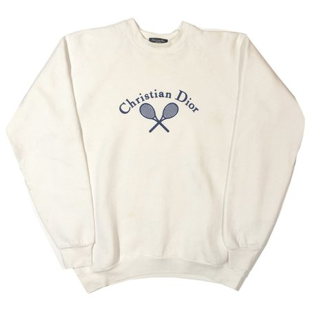 Christian Dior Tennis Crewneck sweatshirt
