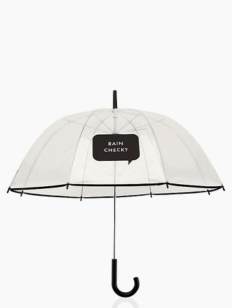 rain check? umbrella | Kate Spade New York