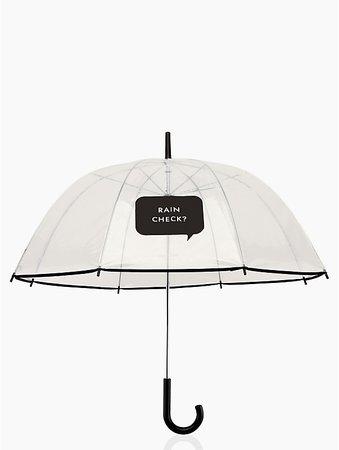 rain check? umbrella | Kate Spade New York