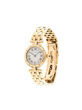 Cartier Pre-Owned Panthere Vendome Watch Vintage | Farfetch.com