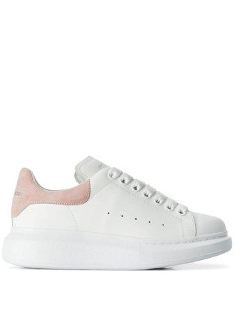Alexander McQueen Oversized Sole Sneakers - Farfetch