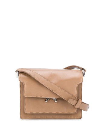 Marni Mini Trunk Shoulder Bag - Farfetch