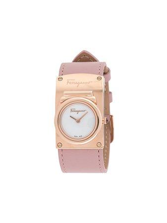 Salvatore Ferragamo Watches Boxyz 23x39mm Watch - Farfetch