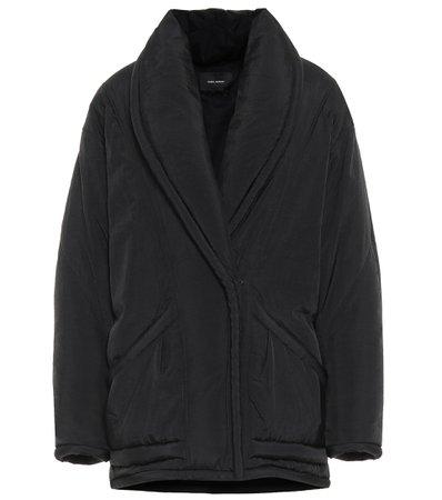 Isabel Marant - Borel coat | Mytheresa