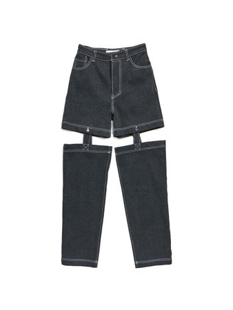 FAN YOUNG Divided jeans