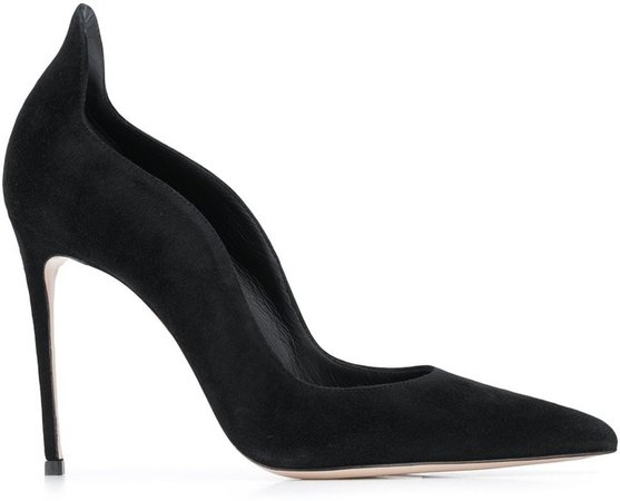 Sculpted Pointed Pumps
