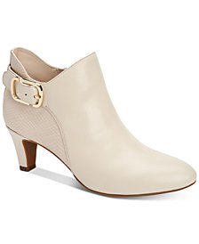 Ivory/Cream Women's Boots - Macy's