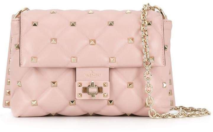 Candystud shoulder bag