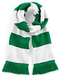 green and white striped scarf - Google Search