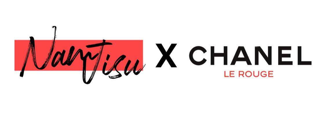 NAM JISU X CHANEL LE ROUGE COLLECTION