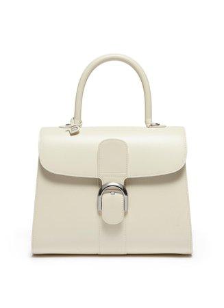 DELVAUX, 'Brillant MM Magic' leather satchel Bag
