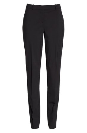 BOSS Tilunana Stretch Wool Suit Trousers   Nordstrom