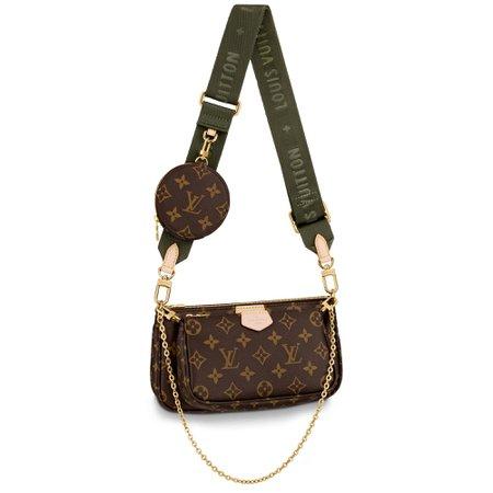 Multi Pochette Accessoires - Digital Exclusive Prelaunch Monogram - Handbags   LOUIS VUITTON ®
