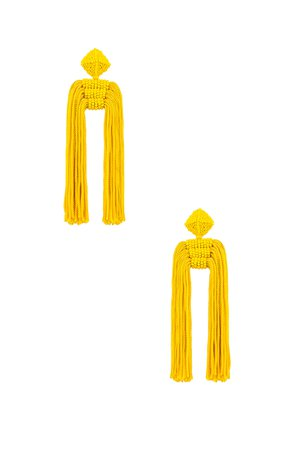 Dupio Tassel Earrings