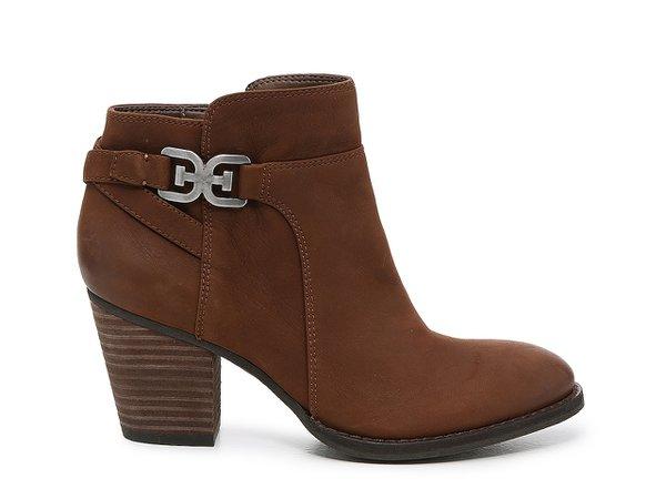 Sam Edelman Morgon Bootie Women's Shoes | DSW