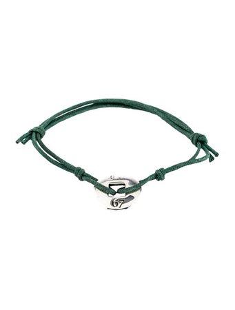 Pomellato 67 Adjustable Cord Bracelet - Bracelets - POM21177 | The RealReal