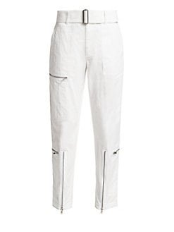 Helmut Lang utility flight pants