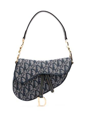 Bolsa Trotter Saddle mini pre-owned Christian Dior - Compra online - Envío express, devolución gratuita y pago seguro
