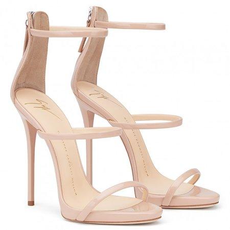 HARMONY - Sandals - PINK | Giuseppe Zanotti