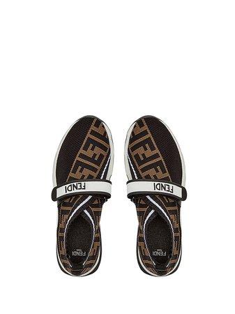 Fendi Rockoko Sneakers - Farfetch