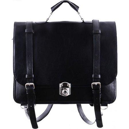 black post bag
